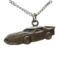 Pewter Late Model Necklace