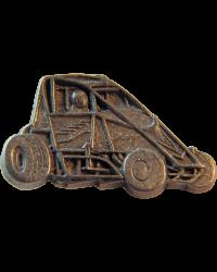Midget Trading Pin