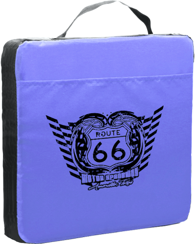 PR150 Fabric Seat Cushion Blue 600