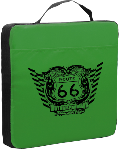 PR150 Fabric Seat Cushion Green 600