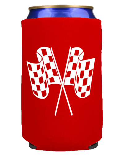 PR250 Can Cooler 12oz Red 600