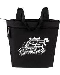 Tote Bag w Zippered Front