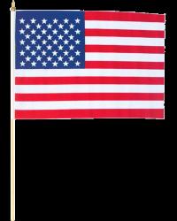 American Flag Plastic