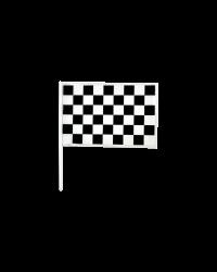 """Checkered Flag 4"""" x 6"""""""