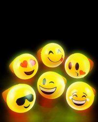 Emoji Light Up Ring