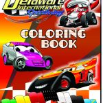 Coloring Book with Your Track Logo
