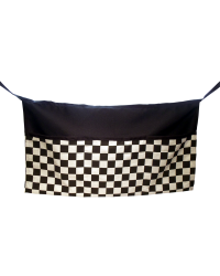 Checkered Money Apron