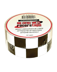 Racers Tape Checkered