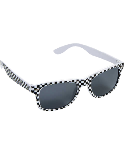 SO136 Child Checkered Sunglasses 600