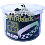 SO78 Glow Band Blk-Wht Tub open 600