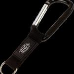 2825-FD Caarabiner Strap Black 600