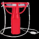 285-HP Mini Fan Red 600
