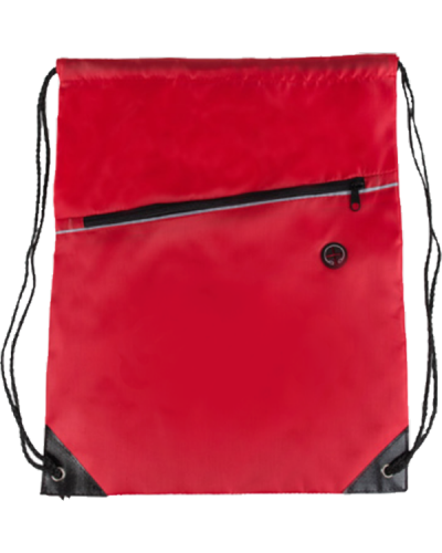 9773-FD Campus Backpack Red 600