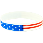 SO303 Patriotic Wristbands 600