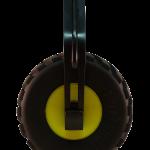 SA70 Monster Tire Ear Muff Yel 600